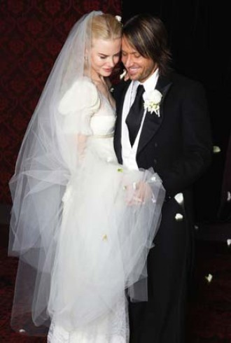 Traumhochzeit Am Meer Nicole Kidman Heiratet Keith Urban Menschen