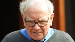 Warren Buffett will mehr Steuern für Superreiche