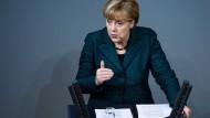 Merkel rechnet mit Russland ab