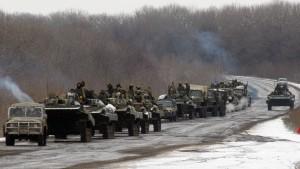 Bangen um Minsker Gipfel