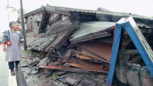 Mehr als 400 Verletzte bei Erdbeben in Japan