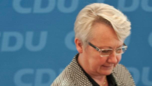 In der CDU rumort es