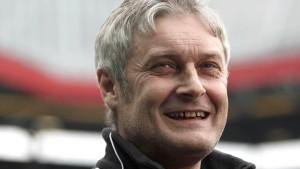 Eintracht hat einen neuen Trainer: Armin Veh