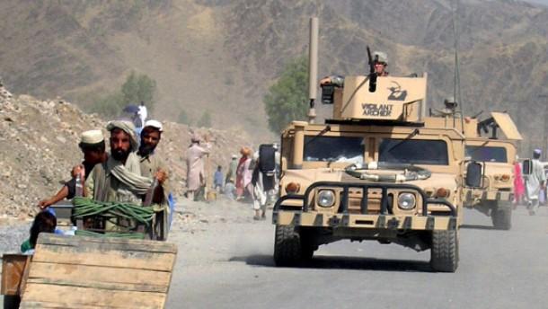 Pakistan behindert Versorgungswege der Isaf