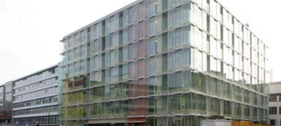 Hochschule: Schöner lernen hinter Glas - Frankfurt - FAZ