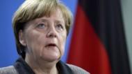 Angela Merkel äußert sich zum Anschlag von Istanbul