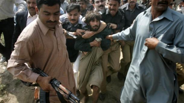 Vergeltung der Taliban für Drohnenangriffe