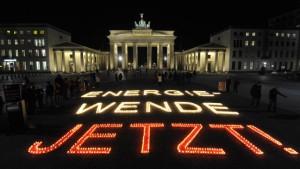 """Licht aus für die """"Earth Hour"""""""