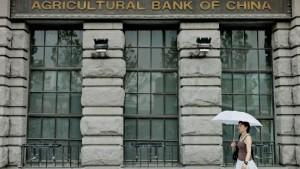 AgBank enttäuscht mit Börsendebüt