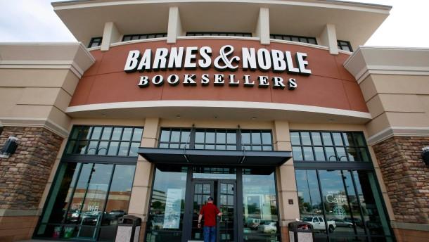Größter amerikanischer Buchhändler vor Verkauf