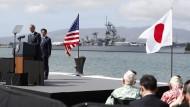 Bewegende Geste der Versöhnung in Pearl Harbor