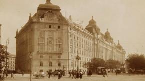 Historisches E-Paper zum Ersten Weltkrieg: Von Wien zum Kriegsschauplatz