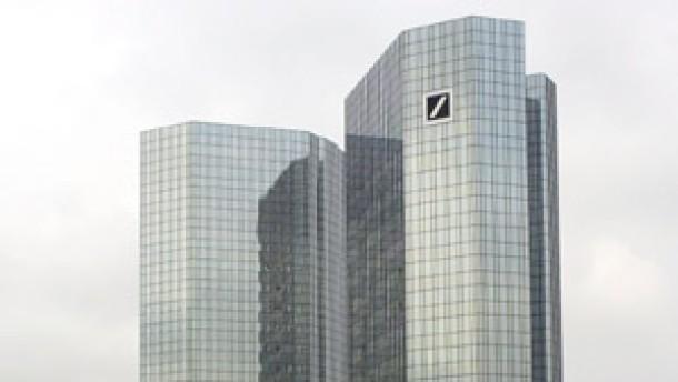 Neue Sparwelle bei der Deutschen Bank