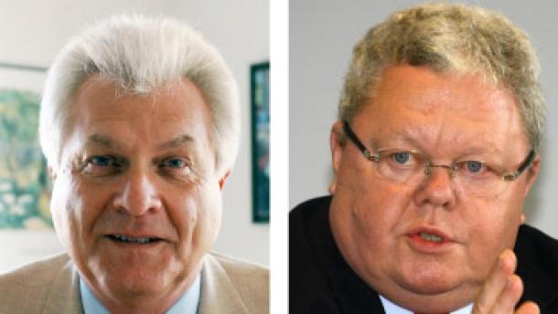 Carstensen entlässt SPD-Minister