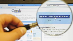 Bundesamt warnt vor Google Chrome