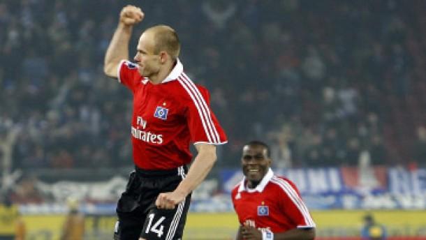 Dickes Polster für den Hamburger SV