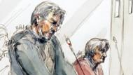 Nun liegt es an den neun Geschworenen, ob Fourniret die Höchststrafe erhält