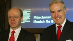 Kein Strategiewechsel bei der Münchener Rück