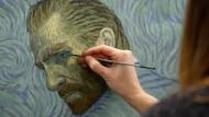 Handgemalter Animationsfilm erzählt die Geschichte von Vincent van Gogh