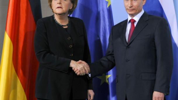 Putin stellt Lösung im Gasstreit in Aussicht