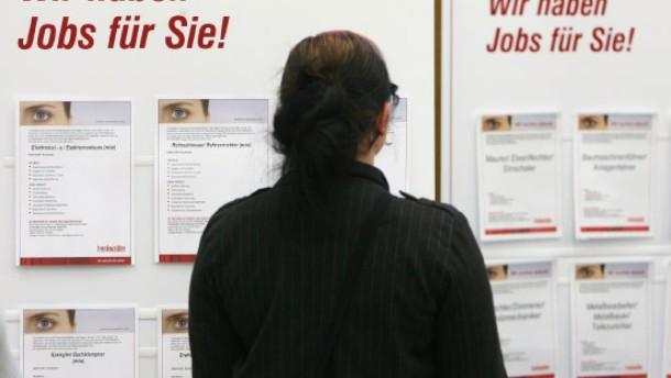 Zeitarbeitsfirmen droht baldige Insolvenz