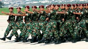 Berichte über Kämpfe innerhalb der Armee