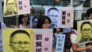 10 Jahre Haft für chinesischen Dissidenten