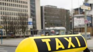 Privat rasender Taxifahrer verliert Lizenz