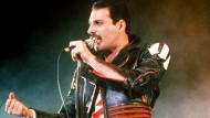 Asteroid nach Freddie Mercury benannt