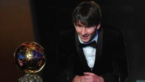 """Messi ist wieder """"Weltfußballer des Jahres"""""""