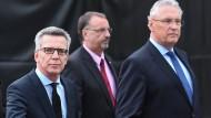 Bluttat von München löst Debatte über Waffenrecht aus