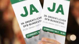 Zwanziger bleibt DFB-Präsident