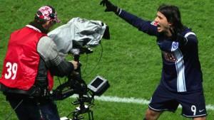 Duo Raffael/Pantelic bringt Hertha voran