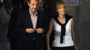 Zapatero gewarnt, aber recht zufrieden