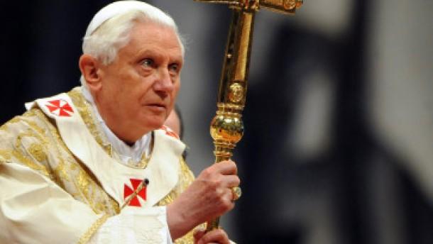 """New York Times"" erhebt Vorwürfe gegen Ratzinger"