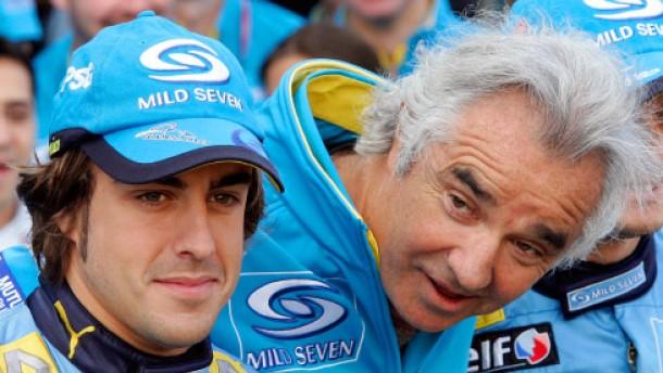 Briatore will Alonso-Rückkehr