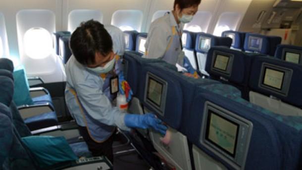 Entspannung bei SARS hilft asiatischen Flugzeug-Aktien