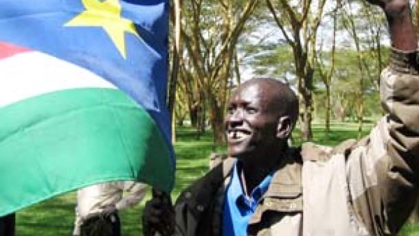 Friedensabkommen für den Süden des Sudan