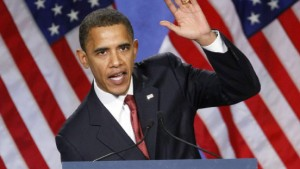 Obama beim Ebbelwei