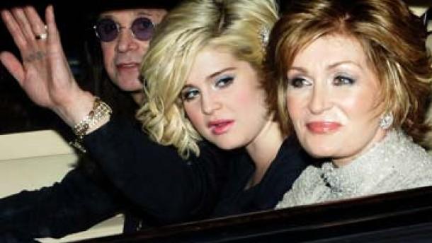 Beckham feiert mit Ozzy Osbourne