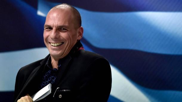 Varoufakis' heikle Deutschland-Reise
