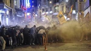 """Ankara warnt vor """"unvorhersehbaren Folgen"""""""