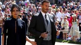 Hohe Promidichte bei königlicher Hochzeit