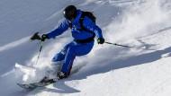 Freeriden in den Kitzbüheler Alpen