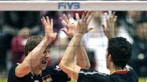 Deutsches Team erreicht Spiel um Platz neun