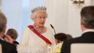 Die Queen warnt vor Spaltung Europas