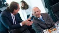 Schäuble schließt weitere Zugeständnisse an Briten aus