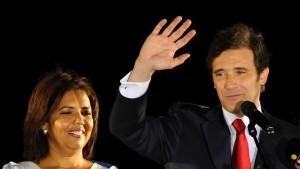 Passos Coelho verspricht Stabilität