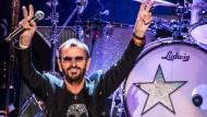 Ringo Starr versteigert Instrumente