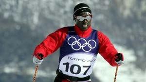 Philip Boit - ein Kenianer auf Langlaufskiern